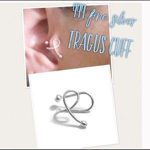 🌟999 SS Tragus Ear Cuff🌟
